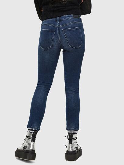 Diesel - Babhila 083AE, Bleu Foncé - Jeans - Image 2