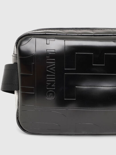 Diesel - X-BOLD BELTBAG PK, Noir - Sacs ceinture - Image 7