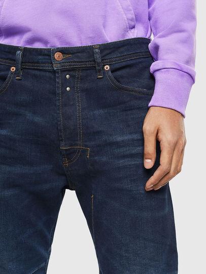 Diesel - Narrot 0097U, Bleu Foncé - Jeans - Image 3