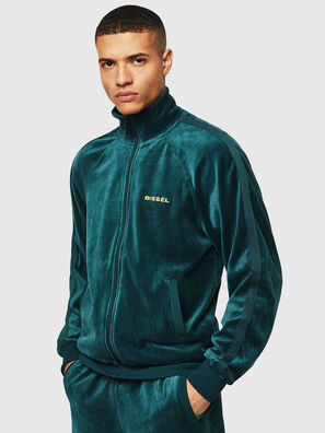 UMLT-MAX-CZ, Vert Foncé - Pull Cotton