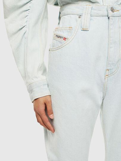Diesel - DE-PLATA-R, Bleu Clair - Pantalons - Image 5
