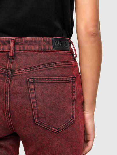 Diesel - D-Joy 009RJ, Rouge - Jeans - Image 5