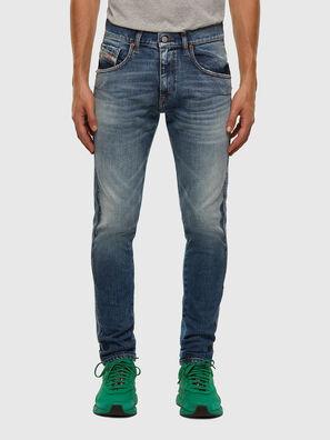 D-Strukt 009GE, Bleu moyen - Jeans