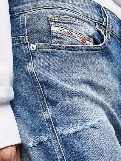 Diesel - D-Istort 009CJ, Bleu moyen - Jeans - Image 4