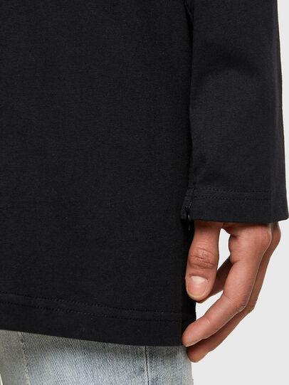 Diesel - T-MIST-E71, Noir - T-Shirts - Image 4