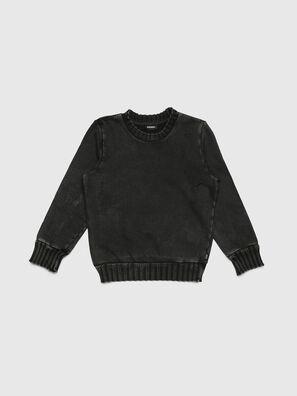 SBAYZJ, Noir - Pull Cotton