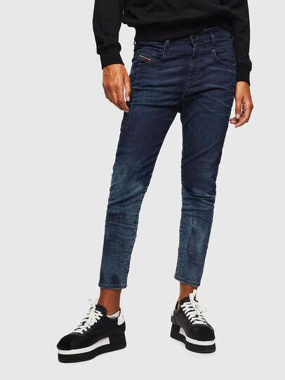 Diesel - Fayza JoggJeans 069KC, Bleu Foncé - Jeans - Image 1