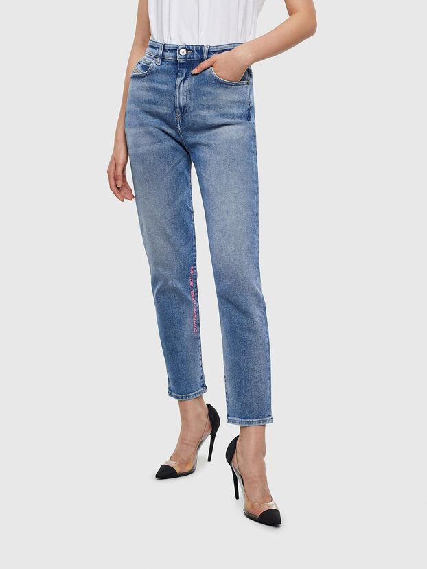 D-Eiselle 0096X, Bleu moyen - Jeans