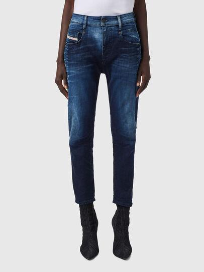 Diesel - Fayza JoggJeans® 069XX, Bleu Foncé - Jeans - Image 1