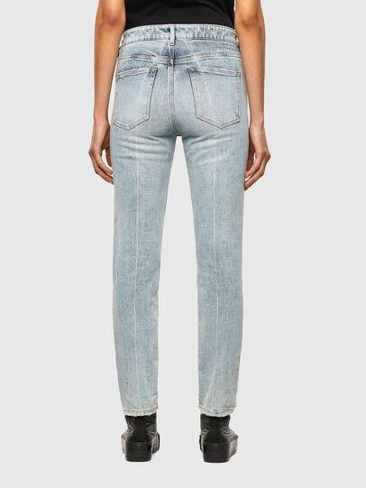 Diesel - D-Joy 009JR, Bleu Clair - Jeans - Image 2