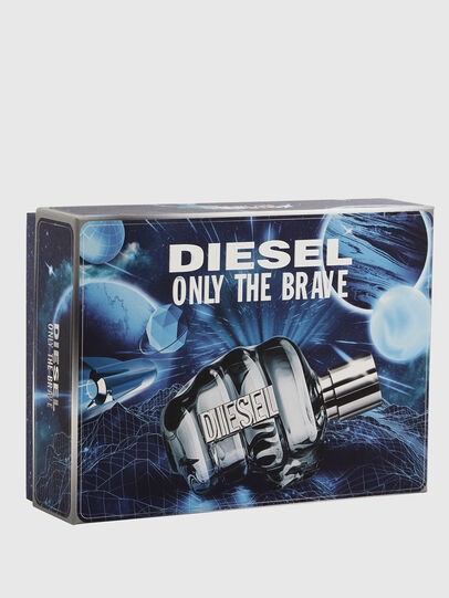 Diesel - ONLY THE BRAVE 75ML GIFT SET, Bleu - Only The Brave - Image 3