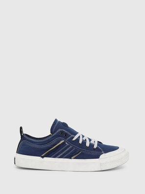 S-ASTICO LOW LACE, Bleu - Baskets