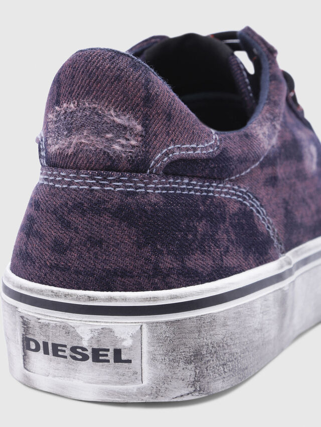 Diesel - S-FLIP LOW, Violet - Baskets - Image 5