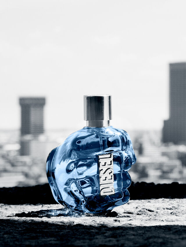 Diesel - ONLY THE BRAVE 75ML , Bleu Clair - Only The Brave - Image 7