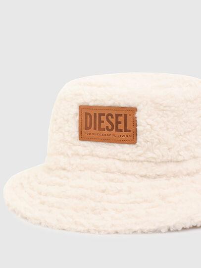 Diesel - C-TEDBUCK, Blanc - Chapeaux - Image 3