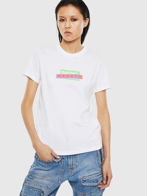 T-SILY-S2, Blanc - T-Shirts