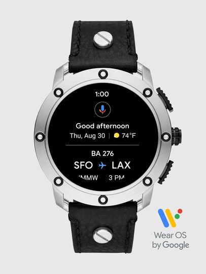 Diesel - DT2014, Noir/Gris argenté - Smartwatches - Image 6