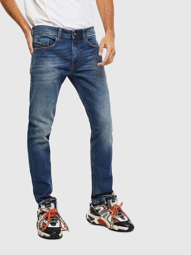 Thommer 089AR, Bleu Foncé - Jeans