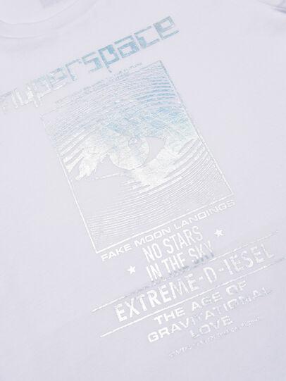 Diesel - TSILYYBJ, Blanc - T-shirts et Hauts - Image 3