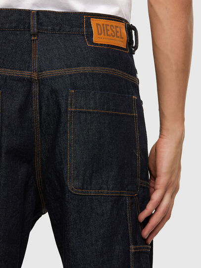 Diesel - D-Franky 009HP, Bleu Foncé - Jeans - Image 4