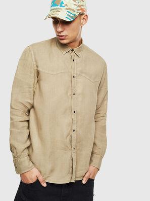 S-PLAN-B, Vert Militaire - Chemises