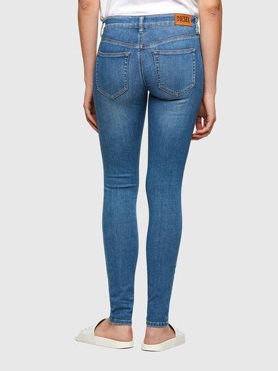 Diesel - Slandy 069RR, Bleu Clair - Jeans - Image 2