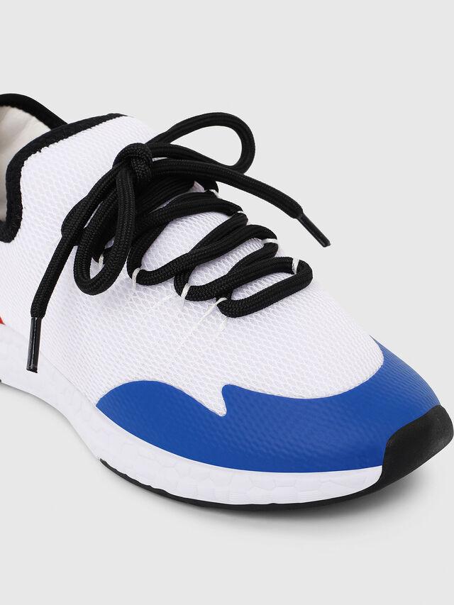 Diesel - SN LOW 10 S-K CH, Blanc - Footwear - Image 4