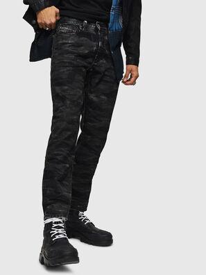 Mharky 083AH, Noir/Gris foncé - Jeans