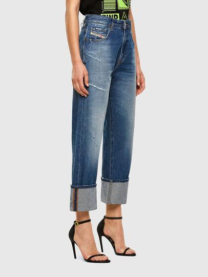 Diesel - D-Reggy 0097B, Bleu moyen - Jeans - Image 6