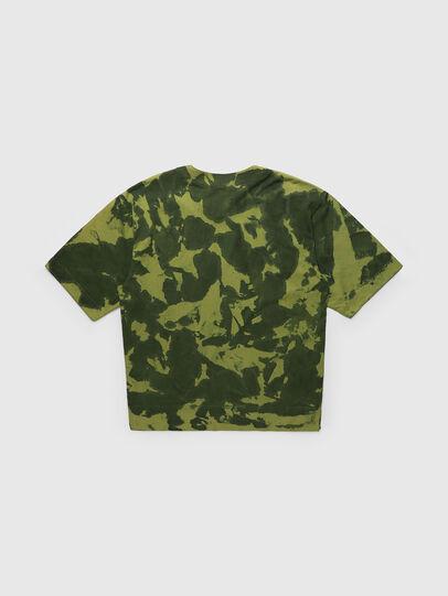 Diesel - PR-TS01, Vert - T-Shirts - Image 2