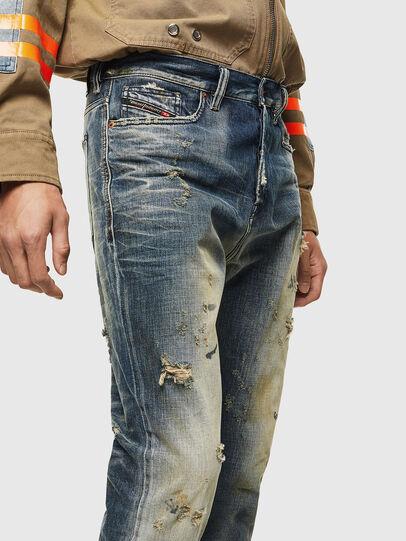Diesel - D-Vider 0098S, Bleu moyen - Jeans - Image 3