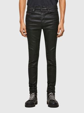 D-REEFT JoggJeans® 069TE, Noir/Gris foncé - Jeans