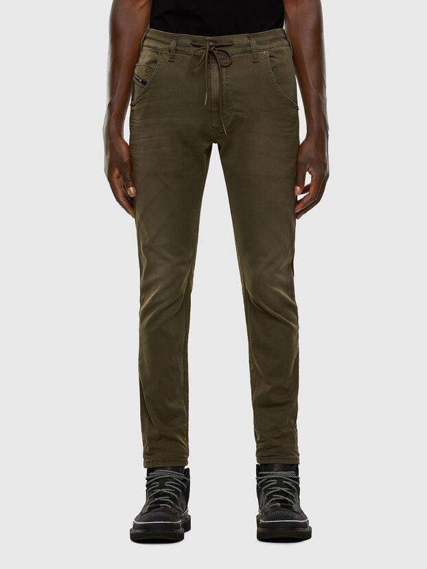 Krooley JoggJeans 0670M, Vert Foncé - Jeans
