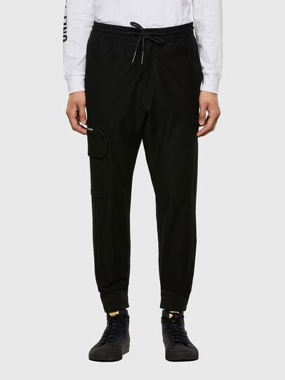 Diesel - P-HIERRO, Noir - Pantalons - Image 1