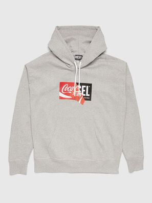 CC-S-ALBY-COLA, Gris - Pull Cotton