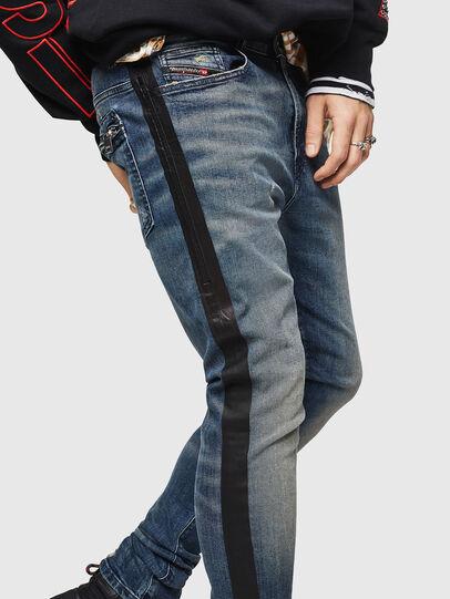Diesel - D-Amny 069GB, Bleu moyen - Jeans - Image 5