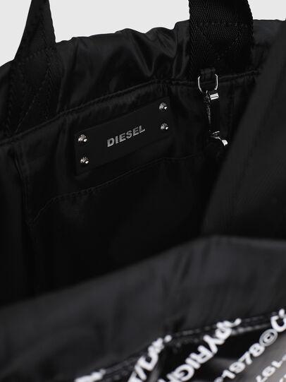 Diesel - COPYBACK, Noir/Blanc - Sacs à dos - Image 4