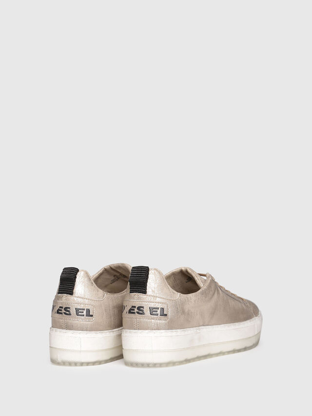 Diesel - S-LENGLAS LOW LACE, Or - Baskets - Image 3