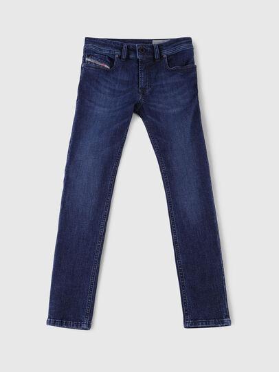 Diesel - SLEENKER-J-N, Bleu Foncé - Jeans - Image 1