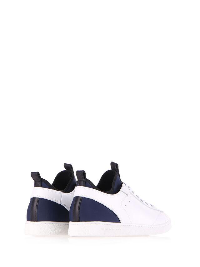 Diesel - S18ZERO, Blanc - Sneaker - Image 3