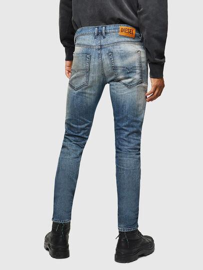 Diesel - Tepphar 0097M, Bleu Clair - Jeans - Image 2