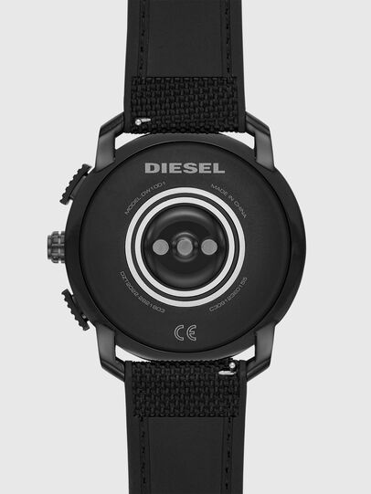 Diesel - DT2022, Noir - Smartwatches - Image 4