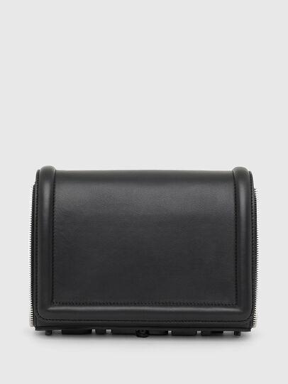 Diesel - YBYS M, Noir/Gris argenté - Sacs en bandoulière - Image 1