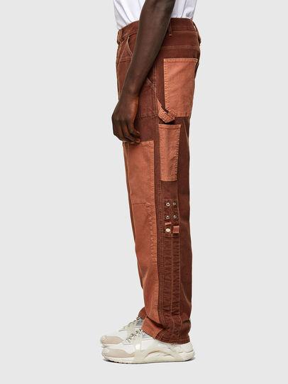 Diesel - D-Franky JoggJeans® 0DDAW, Marron - Jeans - Image 7