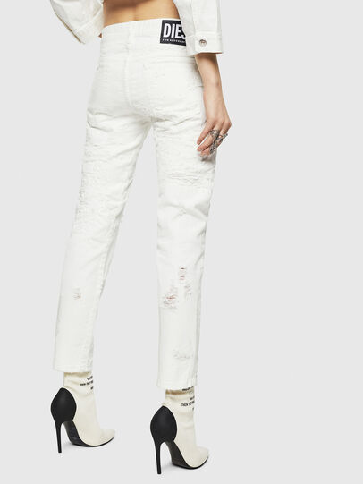 Diesel - D-Rifty 069GY, Blanc - Jeans - Image 2