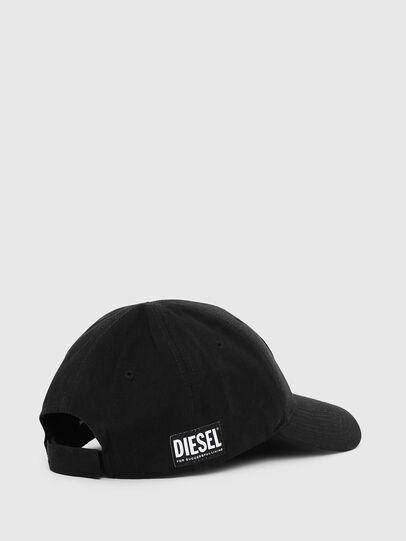 Diesel - LR-CAP, Noir - Chapeaux - Image 2