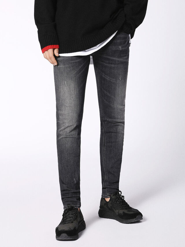 SLEENKER 084NQ, Black Jeans
