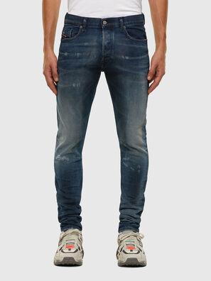 Tepphar 009FL, Bleu moyen - Jeans