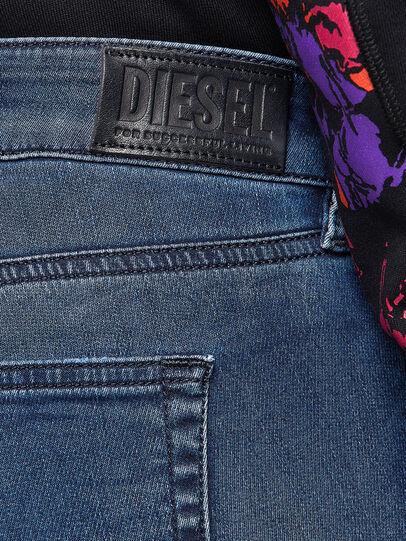 Diesel - D-Ollies JoggJeans® 069SM, Bleu Foncé - Jeans - Image 4
