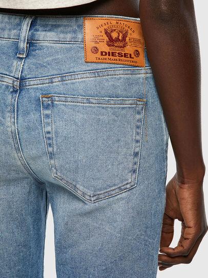 Diesel - D-Joy 09A07, Bleu Clair - Jeans - Image 3